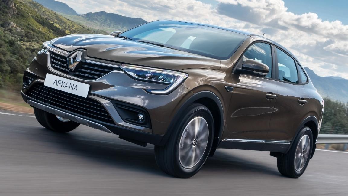 Renault Arkana: цены, комплектации и конкуренты