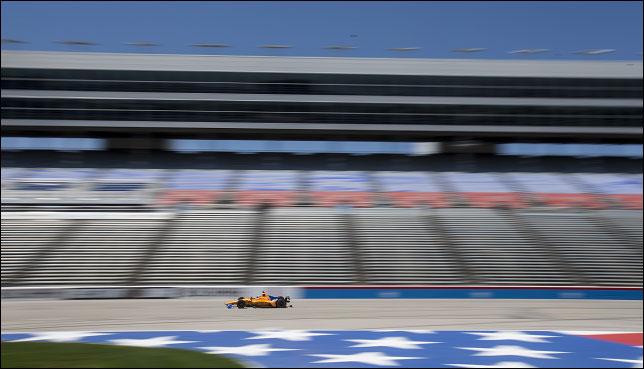 McLaren возвращается в IndyCar