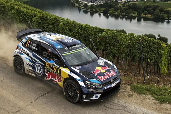 #WRC: ралли Германии