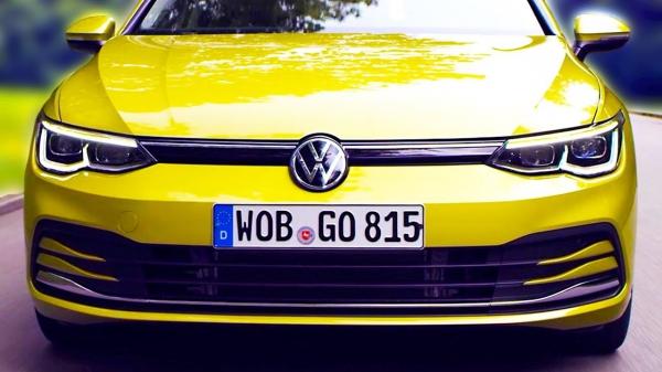2020 VW GOLF 8 – Design, Interior, Driving