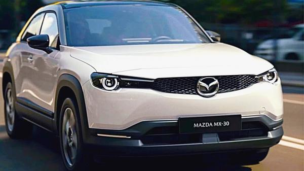 Mazda MX-30 (2020) – Electric Coupe SUV
