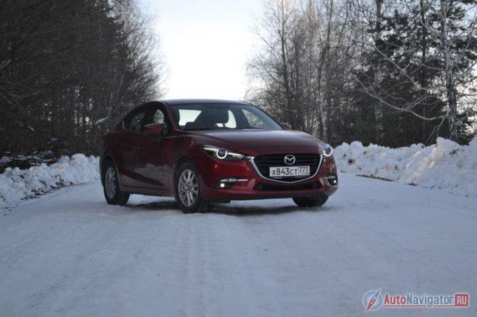 Я б купил: отчет о длительном тесте Mazda 3