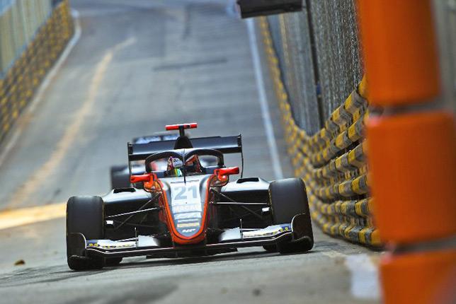 Ф3: Ричард Ферсхор выиграл Гран При Макао