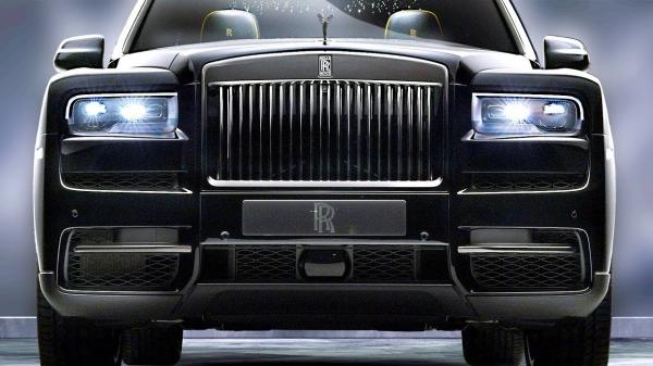 Rolls-Royce Cullinan Black Badge – The Best Luxury SUV