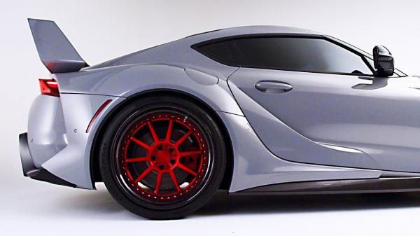 2020 Toyota Supra Hyperboost 750+HP
