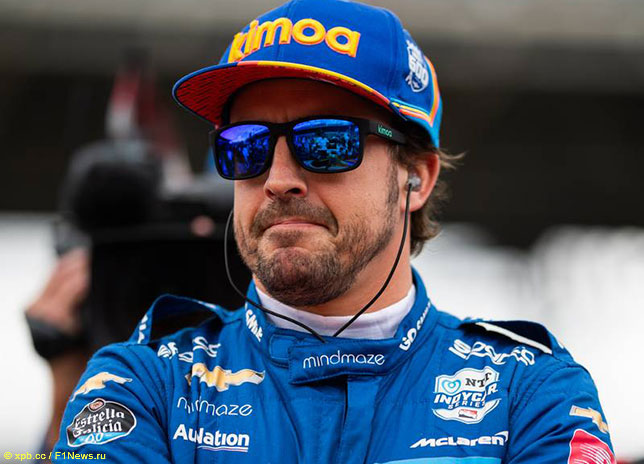 Indy 500: Алонсо выбирает между McLaren и Andretti