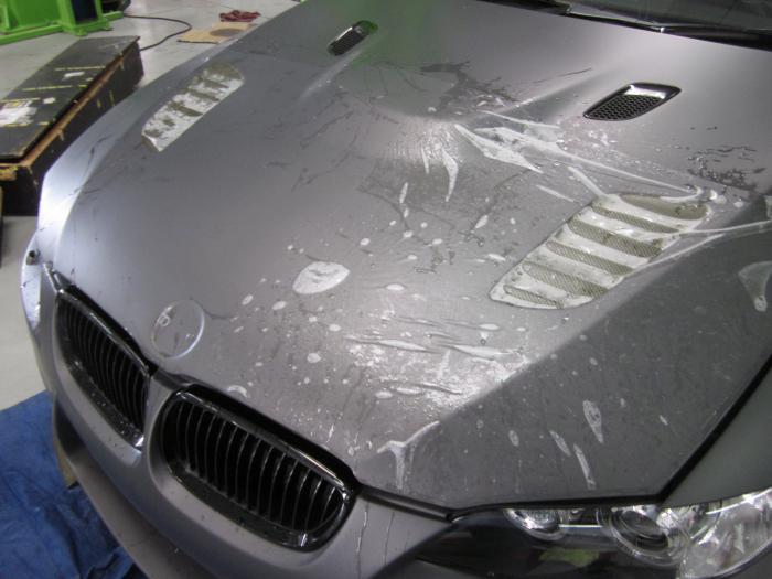 Антигравийная защита кузова автомобиля: отзывы автомобилистов. Антигравийная защита