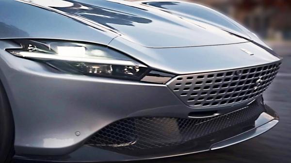 Ferrari Roma – Stunning Italian Sports Car