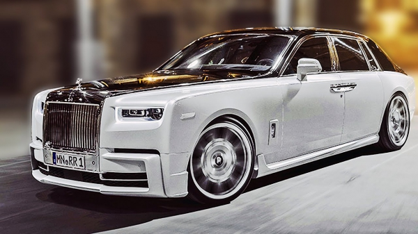 2020 Rolls-Royce Phantom SPOFEC – Extreme Luxury Sedan