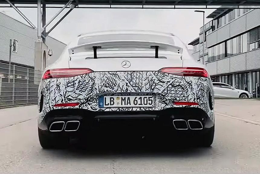 Дайджест дня: будущий AMG GT 73, турецкие электромобили TOGG и другие события индустрии