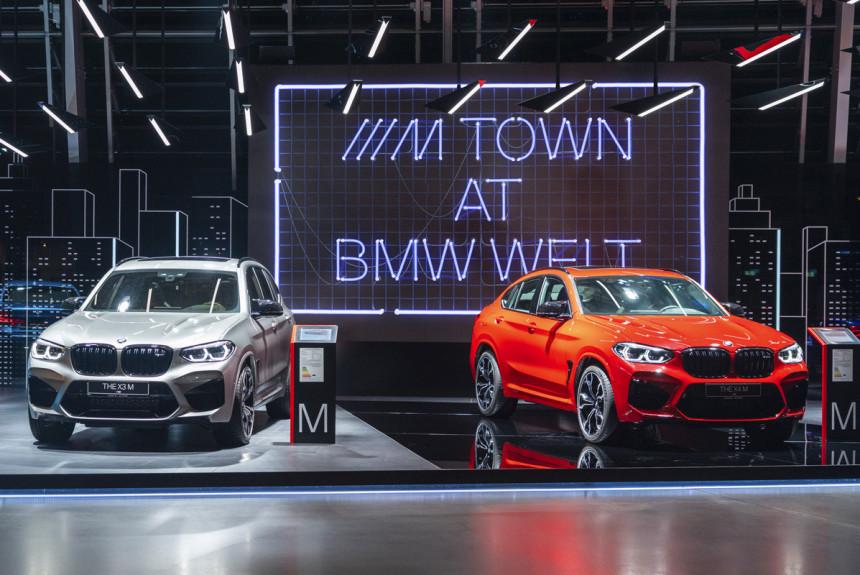 Подразделение BMW M обошло AMG по объему продаж