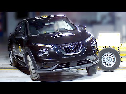 Nissan Juke 2020 – Safe SUV? – Crash and Safety Tests
