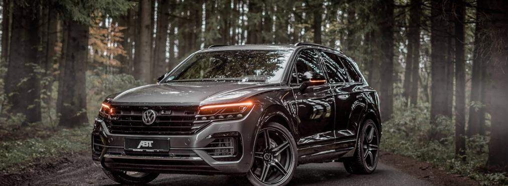 Тюнеры разработали 500-сильный дизельный Volkswagen Touareg — в разделе «Звук и тюнинг» на сайте AvtoBlog.ua