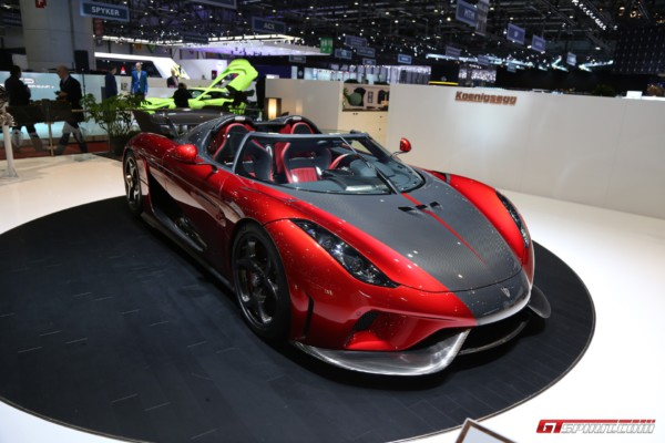 Koenigsegg распродали все Regera