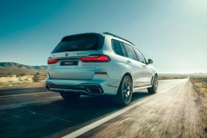 Alpina возьмется за BMW X7