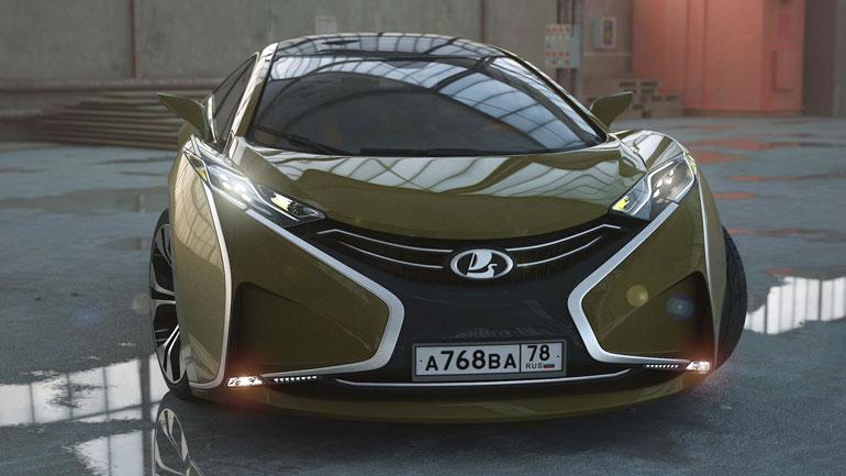 Покупка нового автомобиля Лада в России