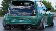 Volkswagen Up! «Wide Froggy» готов к виртуальной встрече GTI