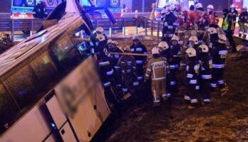 ДТП с украинцами в Польше: четверо пострадавших уже дома — «ДТП»