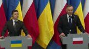 Зеленский и Дуда выразили соболезнования семьям погибших в Польше украинцев — «ДТП»