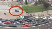 Масштабное ДТП на Майдане: потерявшего сознание водителя будут судить — «ДТП»
