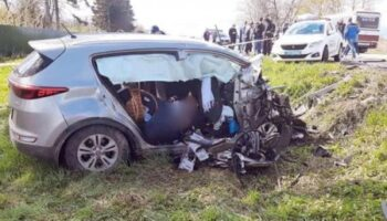 На Прикарпатье в ДТП с автобусом погибли два человека — «ДТП»