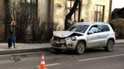 Нетрезвый франковский инспектор по парковкам устроил ДТП — СМИ — «ДТП»