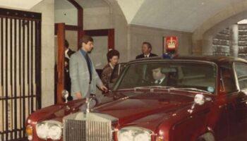 Rolls-Royce сестры Елизаветы II продадут меньше, чем за 100 тыс евро — «Автоновости»