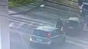 В Вишневом водитель намеренно сбил полицейского — «ДТП»