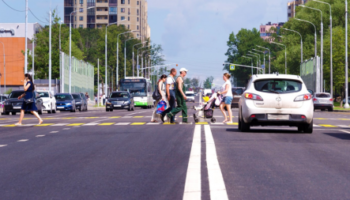 В ГИБДД заявили, что каждое третье ДТП в Подмосковье связано с наездом на пешехода — «ГИБДД»