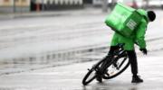 В Госавтоинспекции Москвы рассказали о ДТП с участием курьеров-велосипедистов — «ГИБДД»