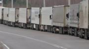 На Кубани временно ограничили движение грузовиков из-за ураганного ветра — «ГИБДД»