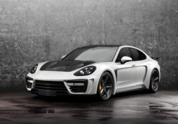 TopCar поработали над новой Porsche Panamera